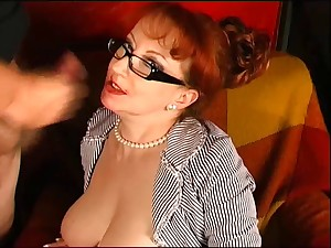 Sorrel All red MILF Oral stimulation