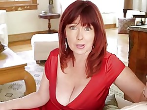 Hawt MILF Redhair Receives Screwed
