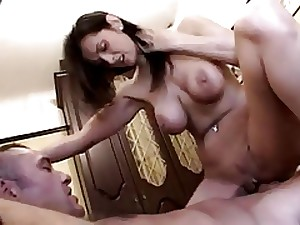 Brit Milf Angie George Shares Her Soaked Grots
