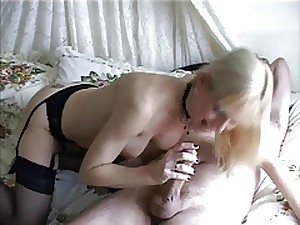 All red Milf Sophie Drilled and Facial