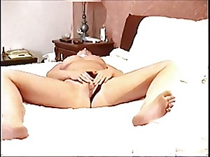 wife has unspecified intensive orgasms whilst masturbating house singular